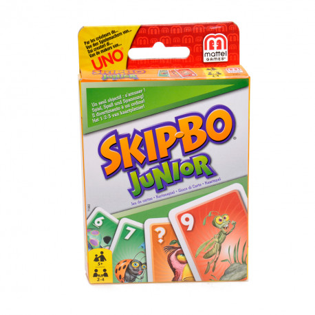 Spel Skip Bo junior