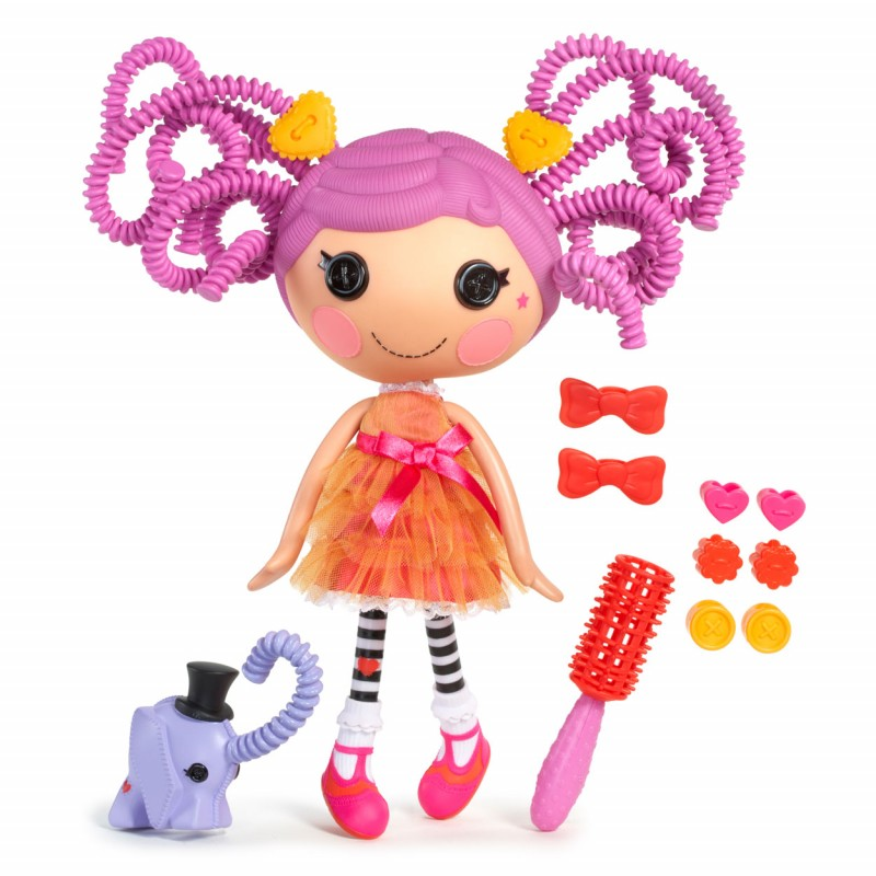 Pop Lalaloopsy Silly Hair - Peanut Big Top