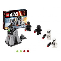 75132 LEGO Starwars  First Order Battle Pack