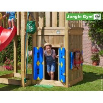 Jungle Gym module Playhouse 145cm hoog