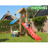Jungle Gym Speeltoren met Picknick Mansion Mini Picnic 120