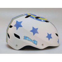 Volare Skate Helm Stars Blue Red 55 - 57 cm