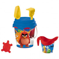 Angry Birds Emmerset 15 cm 6 delig