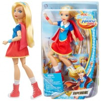 DC Super Hero Girl Super Girl Action Pop Luxe Editie