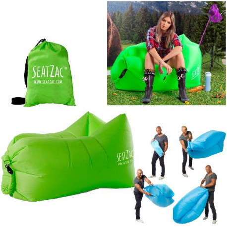 SeatZac Chill Bag zitzak Groen - Green