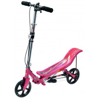 Space Scooter X580 Roze (8jr+)