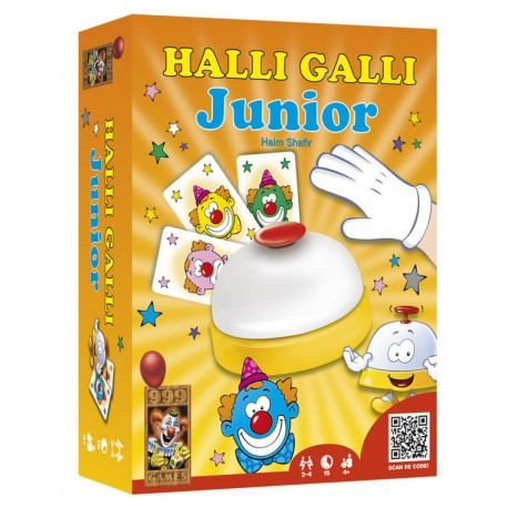 Halli Galli Junior - Actiespel