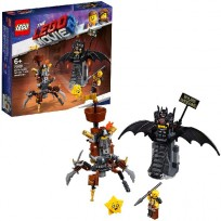 70836 Lego Movie 2 Gevechtsklare Batman en Metaalbaard