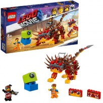 70827 Lego Movie 2 Ultrakatty en Strijder Lucy