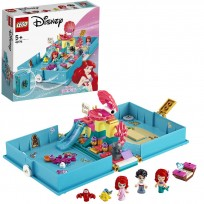 43176 LEGO Disney Princess Ariel's Storybook Adventures
