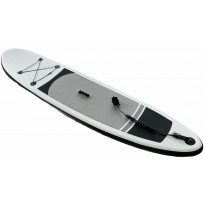 Sup Board - Limited Black Edition - 305 x 76 x 10 cm - subboard met Accessoires