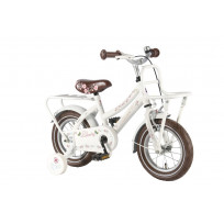 "Fiets 12"" Yipeeh Liberty Cruiser Girls Wit 21228"