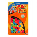 Spaak / fietskralen - Bike fun - 45 stuke