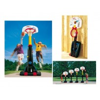 Basketbalstandaard / basketbalpaal Little Tikes 210cm + bal