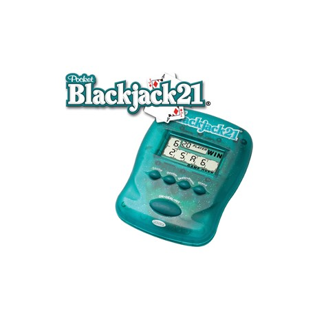 LCD Game BlackJack