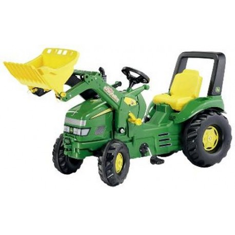 Tractor Rolly Toys X-trac John deere + lader