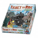 Spel - Ticket to ride Europe / Europa - Basisspel