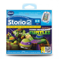 VTech Storio 2 - Spel - Teenage Mutant Ninja Turtles