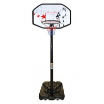 Basketbalstandaard  / basketbalpaal 200 tot 305 cm New Port