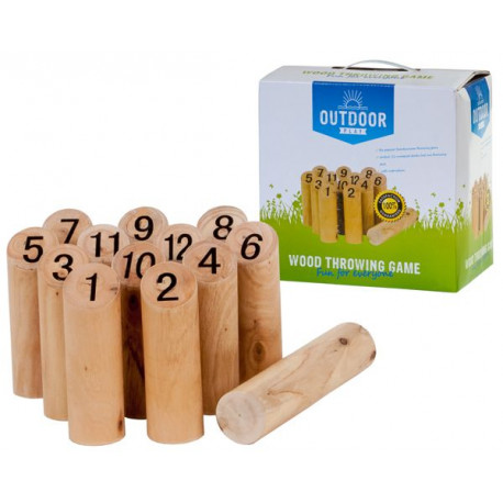 Outdoor Play Wood Throw Game