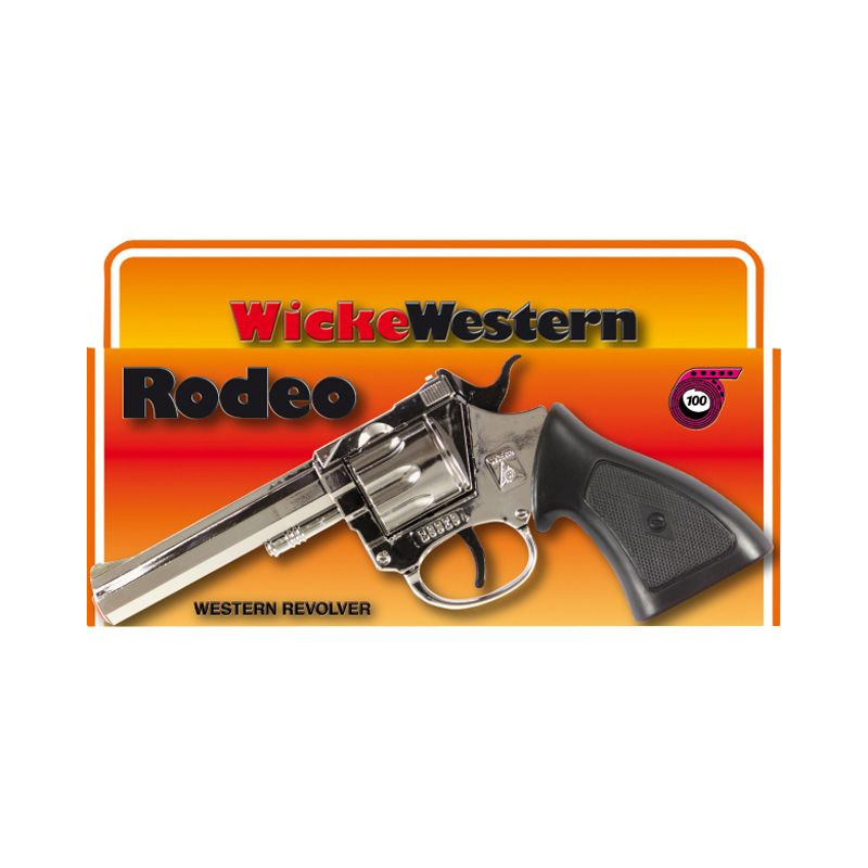 Wicke 100 Schots Pistool Rodeo