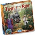 Spel - Ticket to Ride Uitbreiding - Map Collection - Africa / Afrika