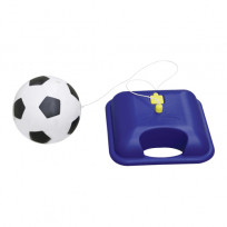 Voetbal trainer Play Fun